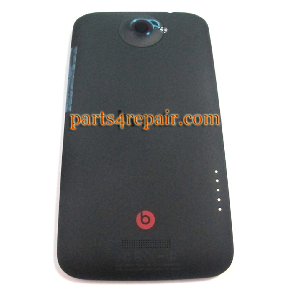 We can offer HTC One X + Back Housing Cover with Side Keys -White
