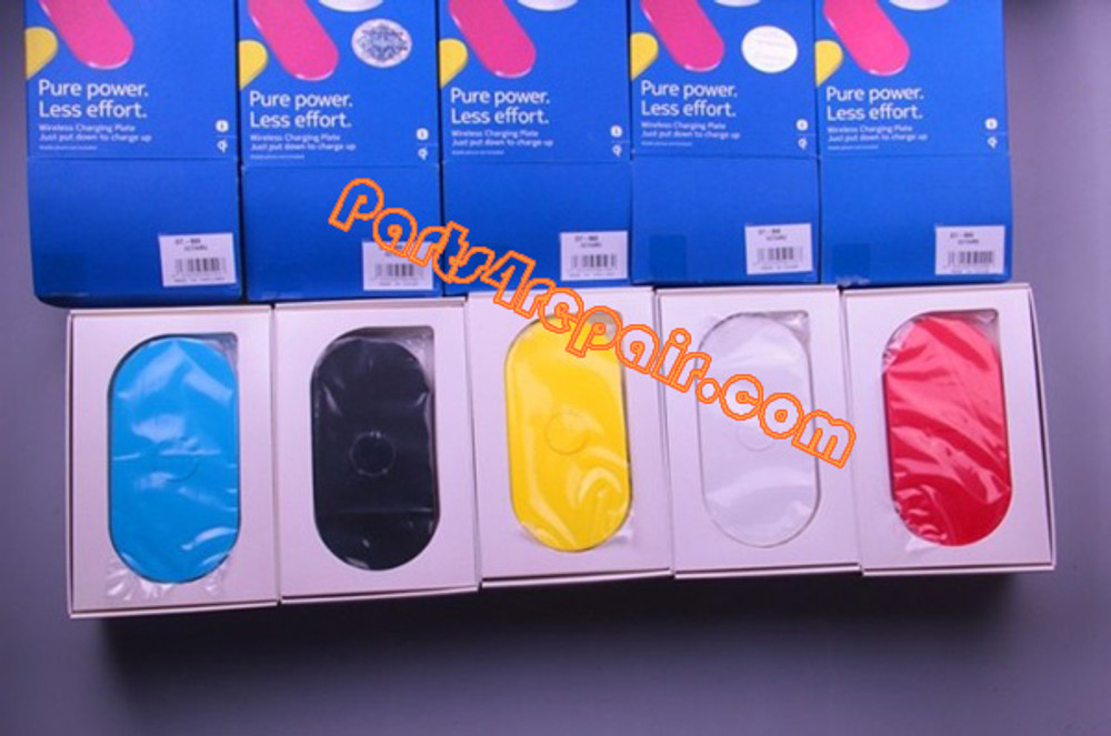 DT-900 Wireless Charging Plate for Nokia Lumia 920 /820 /1020 -Yellow