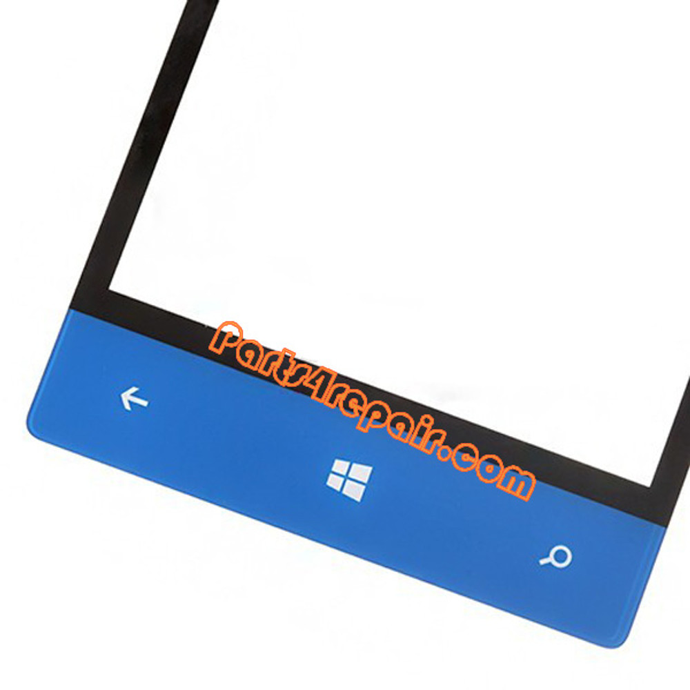 Touch Screen Digitizer for HTC Windows 8S -Blue