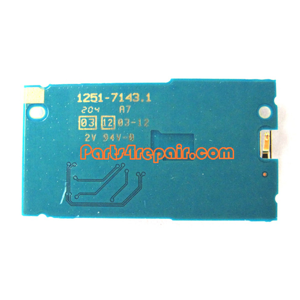 Microphone Board for Sony Xperia ion LTE LT28