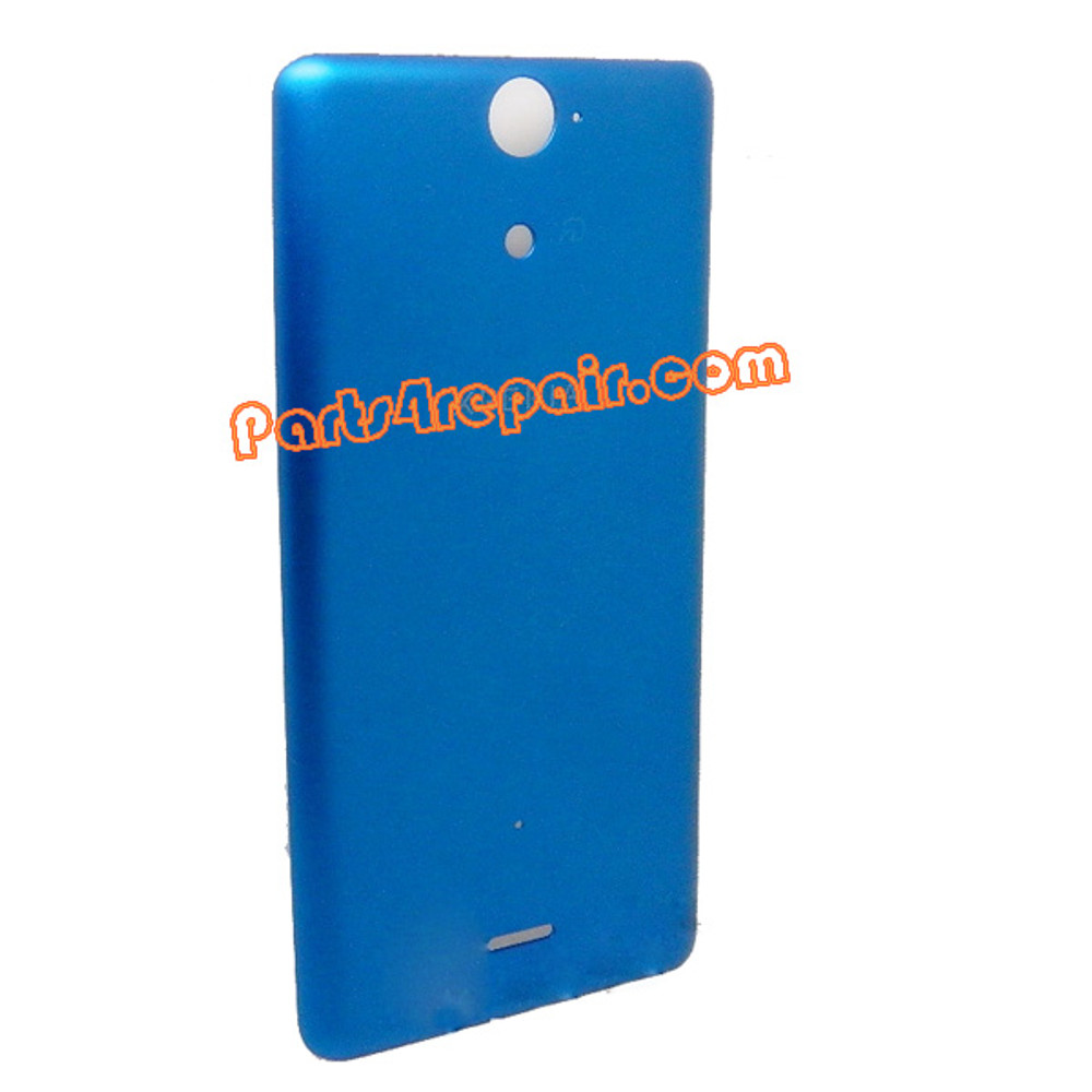 Back Cover for Sony Xperia V LT25 -Blue