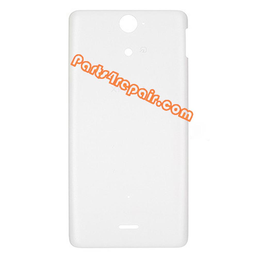 Back Cover for Sony Xperia V LT25 -White