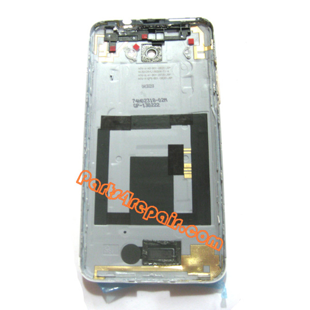 We can offer Back Cover for HTC Butterfly X920E -White