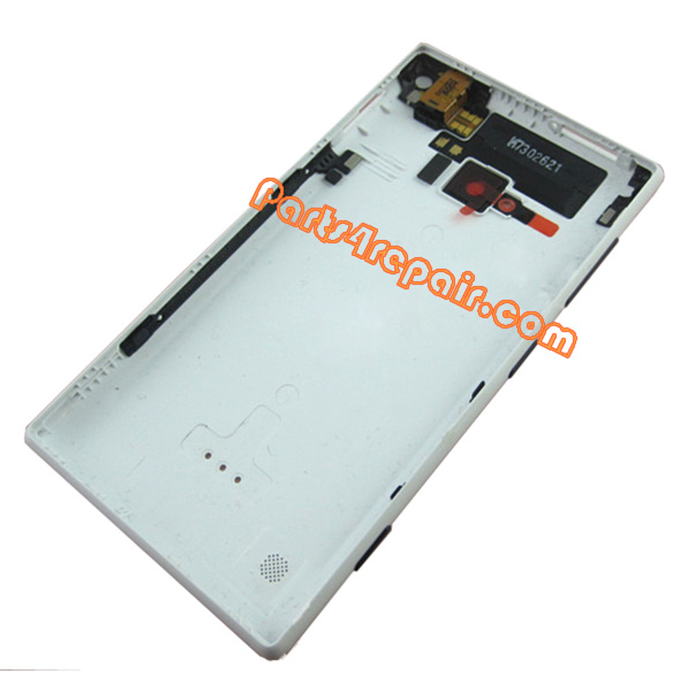 We can offer Back Cover for Nokia Lumia 720 -White