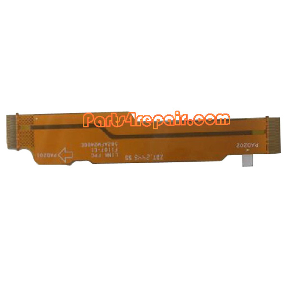 Flex Cable for Sony Xperia miro ST23I from www.parts4repair.com