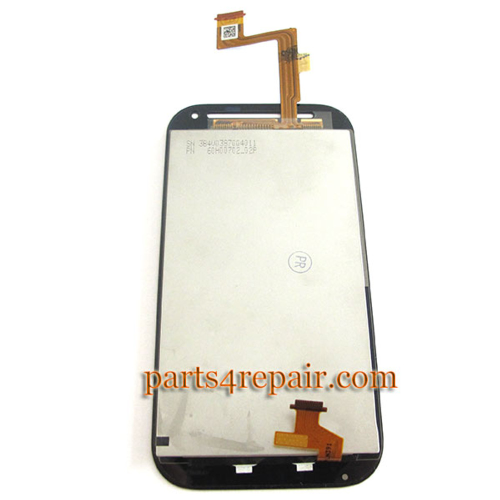 We can offer Complete Screen Assembly with LGP for HTC One SV -Black