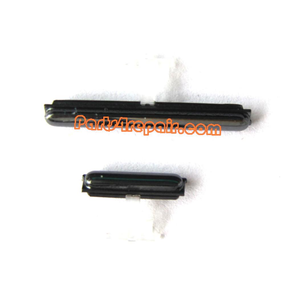 Side Keys for LG Nexus 4 E960 from www.parts4repair.com