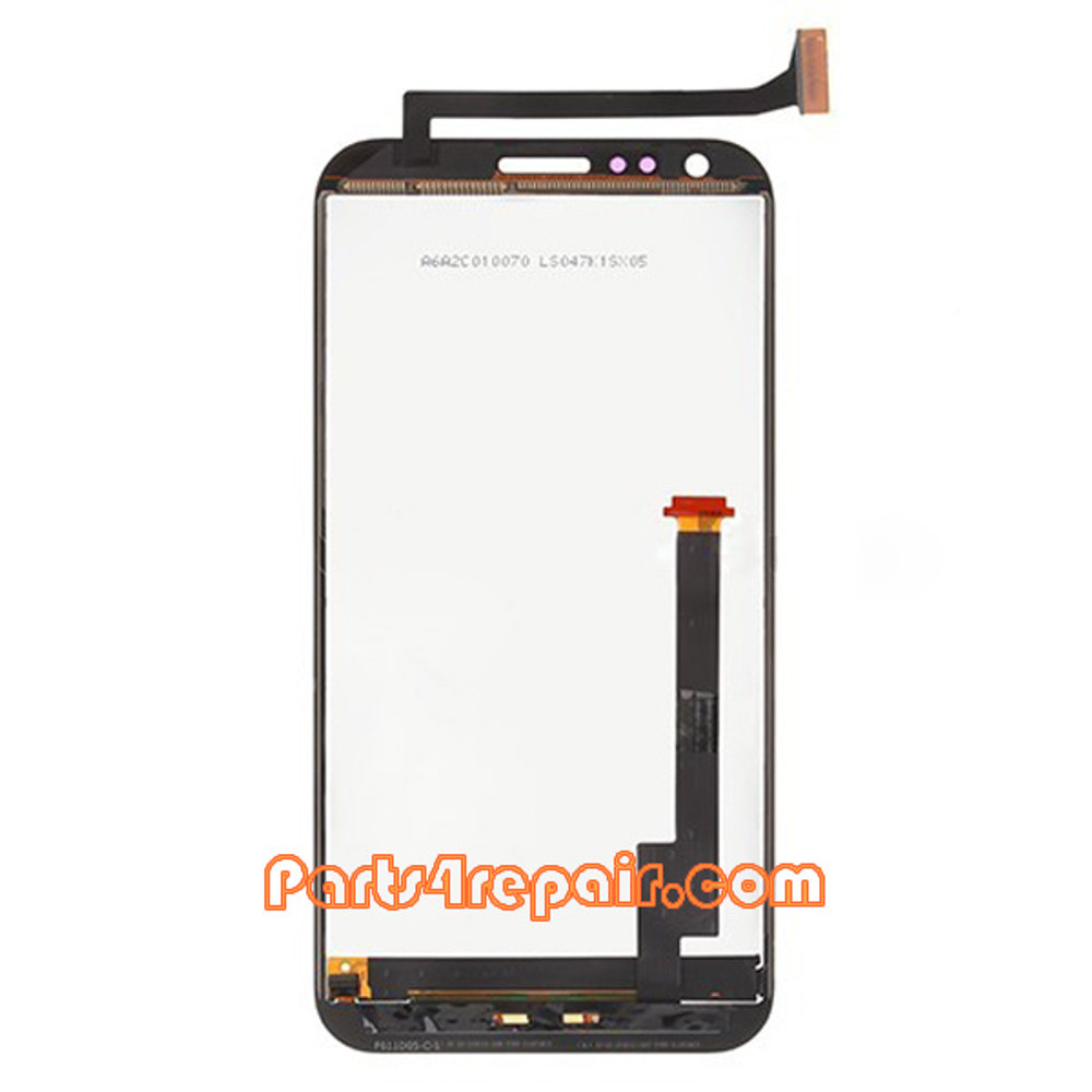 Complete Screen Assembly for Asus PadFone 2 -White
