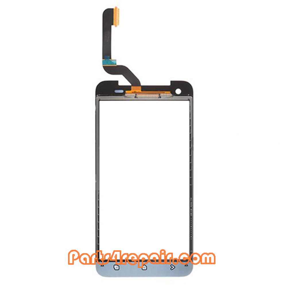 Touch Screen Digitizer for HTC Droid DNA (for Verizon) -Black