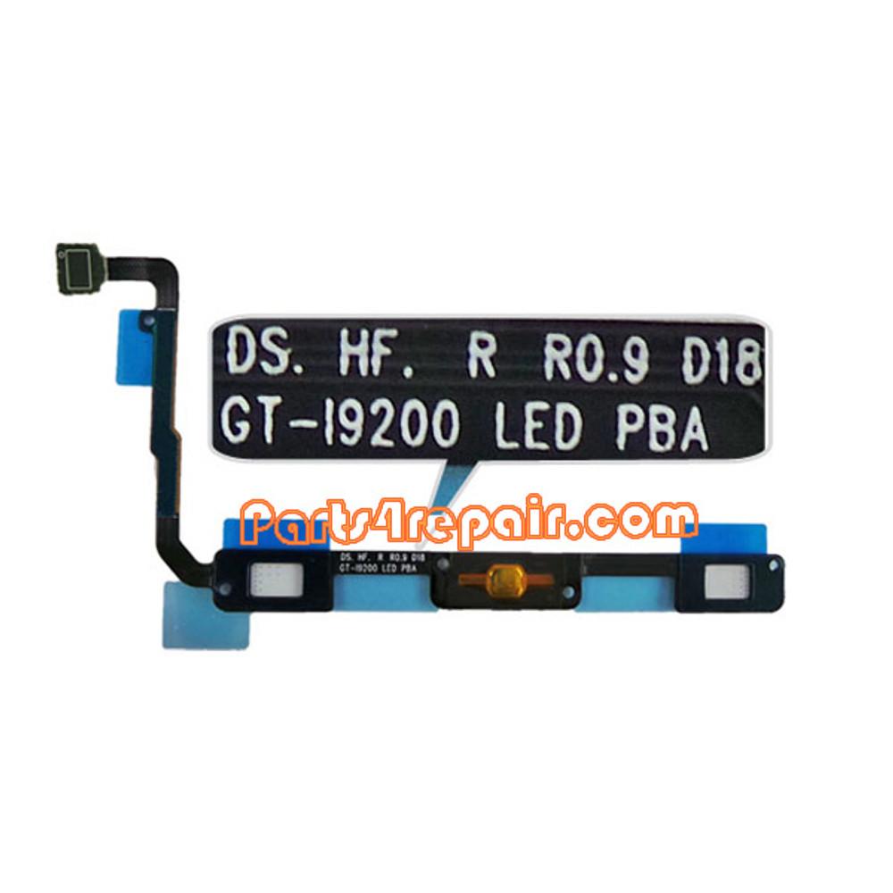 Sensor Flex Cable for Samsung Galaxy Mega 6.3 I9200 from www.parts4repair.com