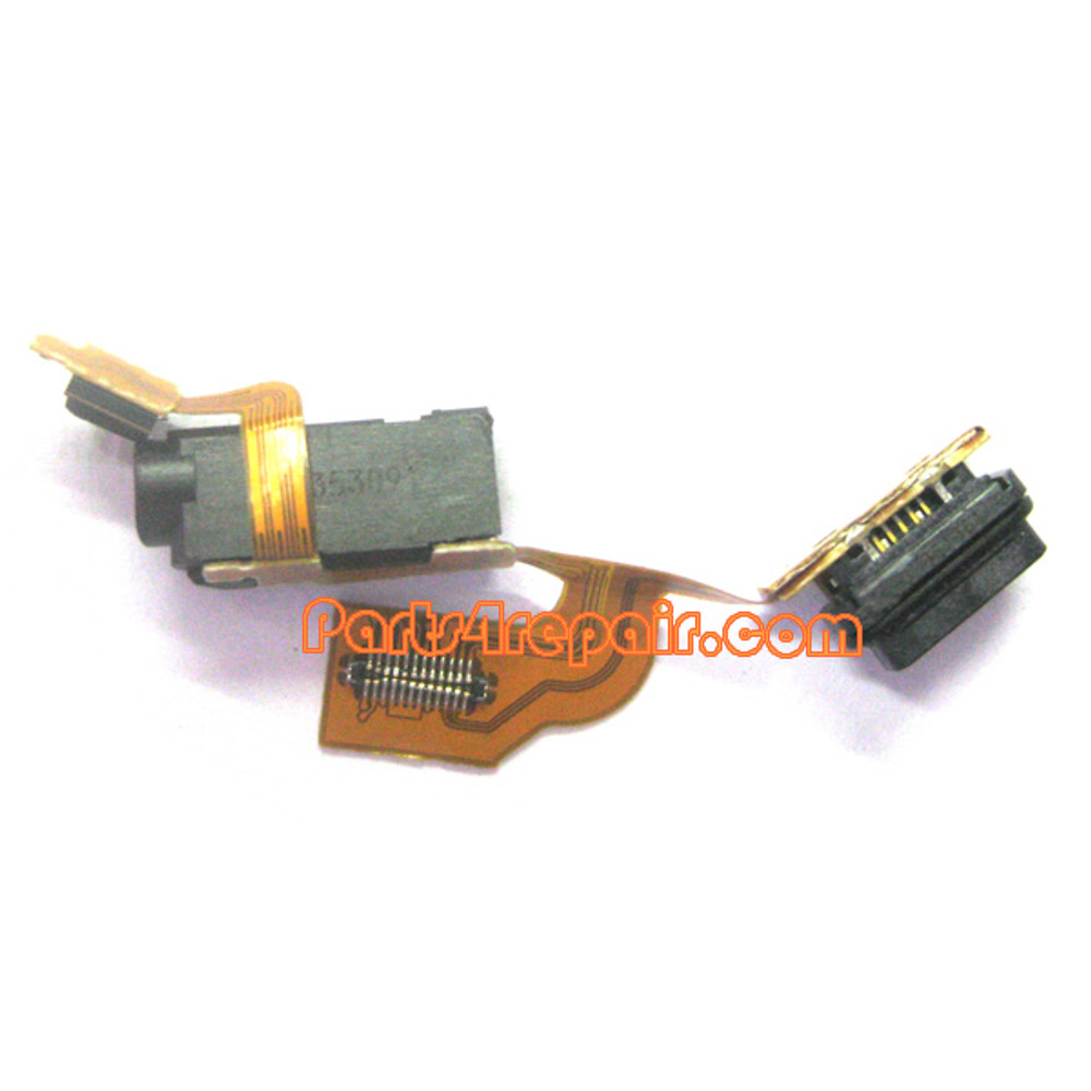 Dock Charging Flex Cable for Nokia Lumia 925 from www.parts4repair.com
