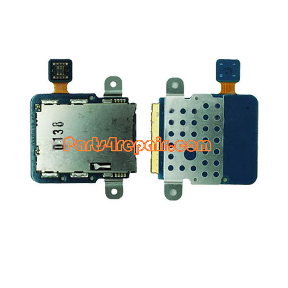 SIM Holder Flex Cable for Samsung Galaxy Tab 8.9 P7300 from www.parts4repair.com