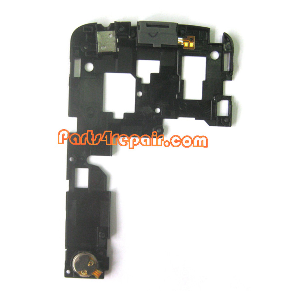 Middle Cover for LG Nexus 4 E960 from www.parts4repair.com