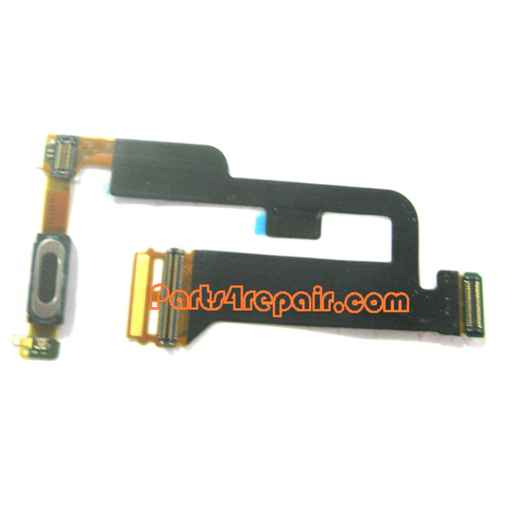 Slide Flex Cable for Sony Ericsson W995 from www.parts4repair.com