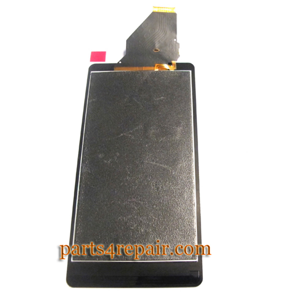 We can offer Complete Screen Assembly for Sony Xperia ZR M36H