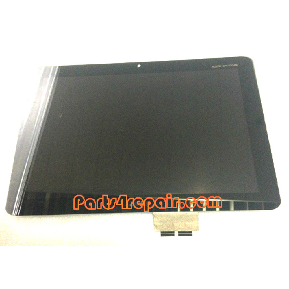 Complete Screen Assembly for Acer Iconia Tab A210 from www.parts4repair.com