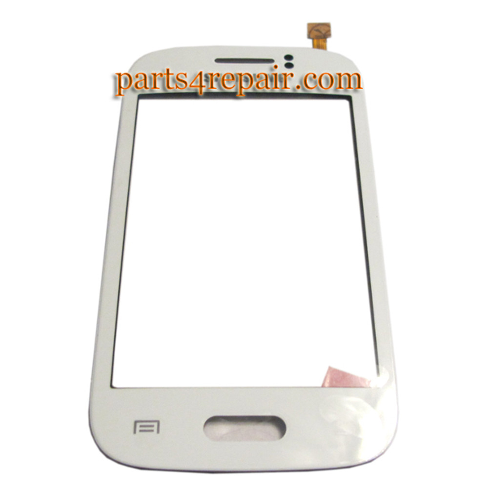 Touch Screen Digitizer for Samsung Galaxy Young S6310 -White from www.parts4repair.com