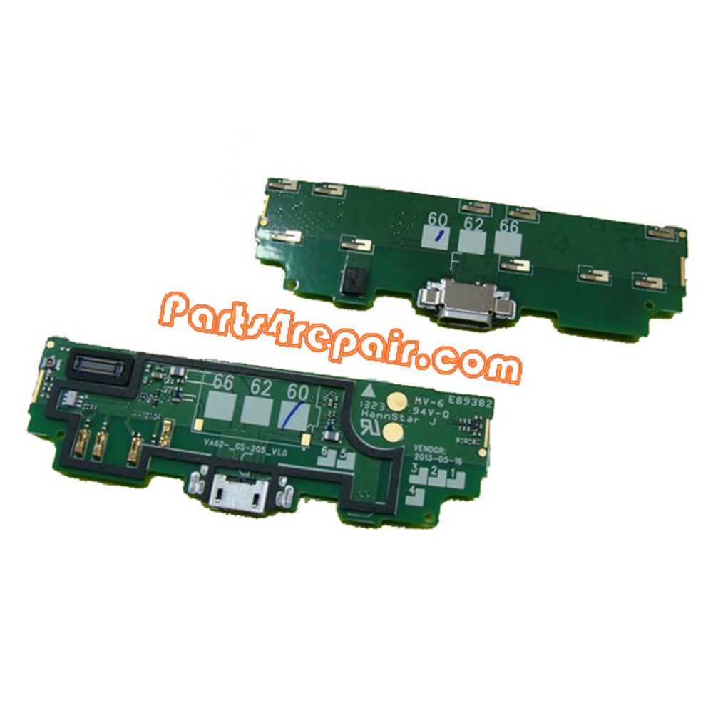 Dock Charging Board for Nokia Lumia 625 from www.parts4repair.com