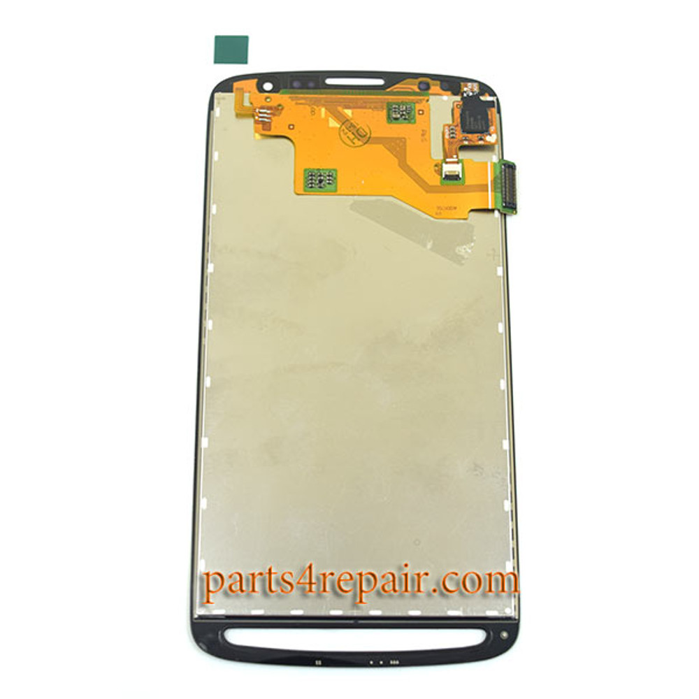 Complete Screen Assembly for Samsung I9295 Galaxy S4 Active -Grey