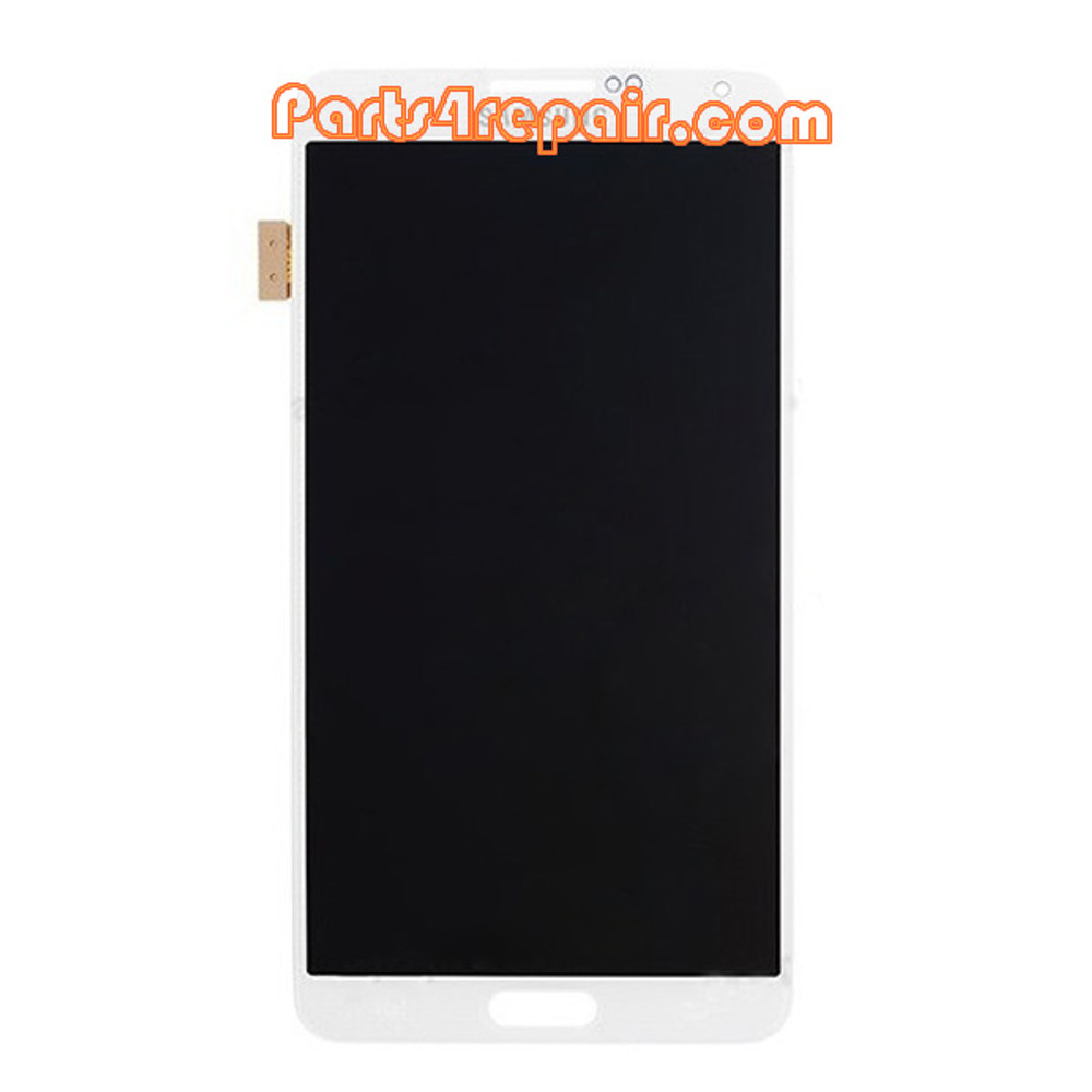 Complete Screen Assembly for Samsung Galaxy Note 3 N9000 -White from www.parts4repair.com