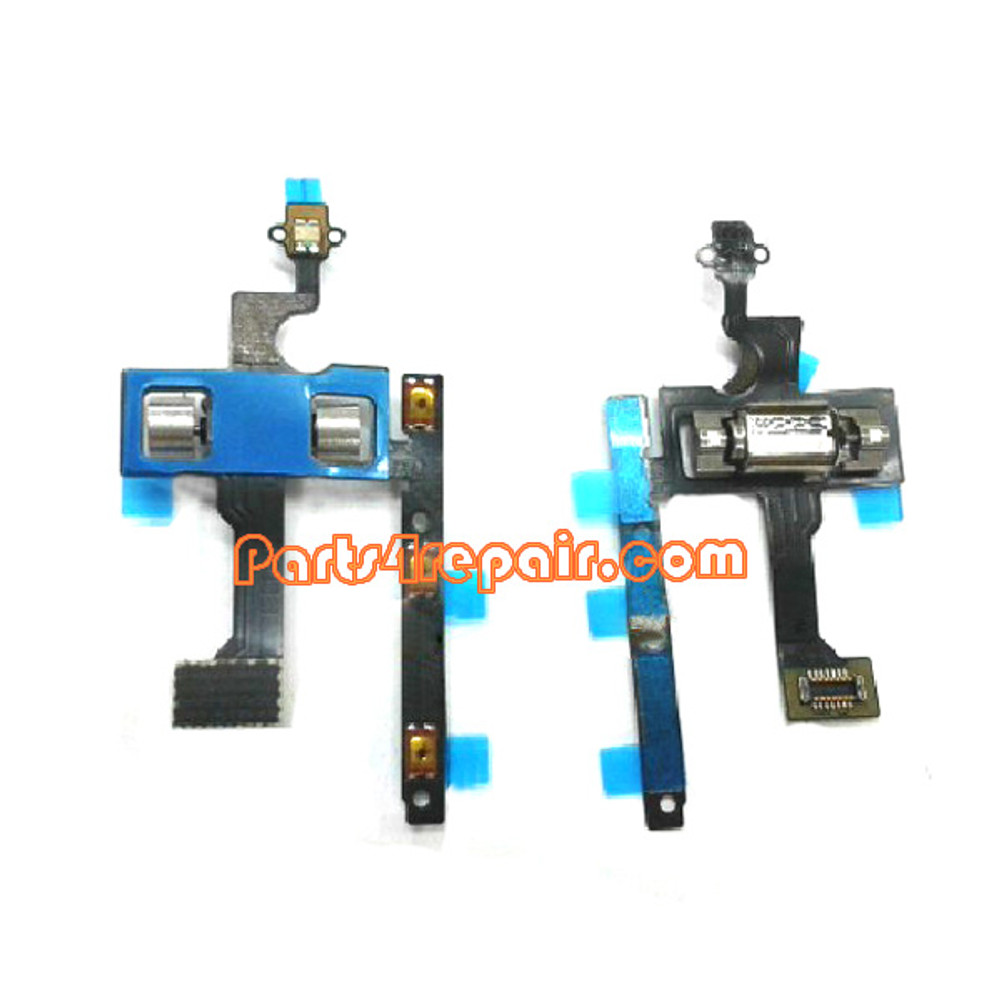 Volume Flex Cable for BlackBerry Z10 (4G Version) from www.parts4repair.com