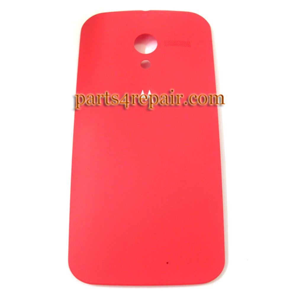 Back Cover OEM for Motorola Moto X XT1058 -Red