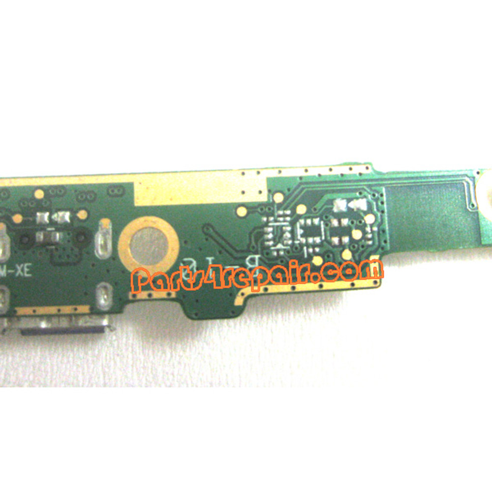 HTC Flyer Dock Connector Charging Port Flex Cable without IC