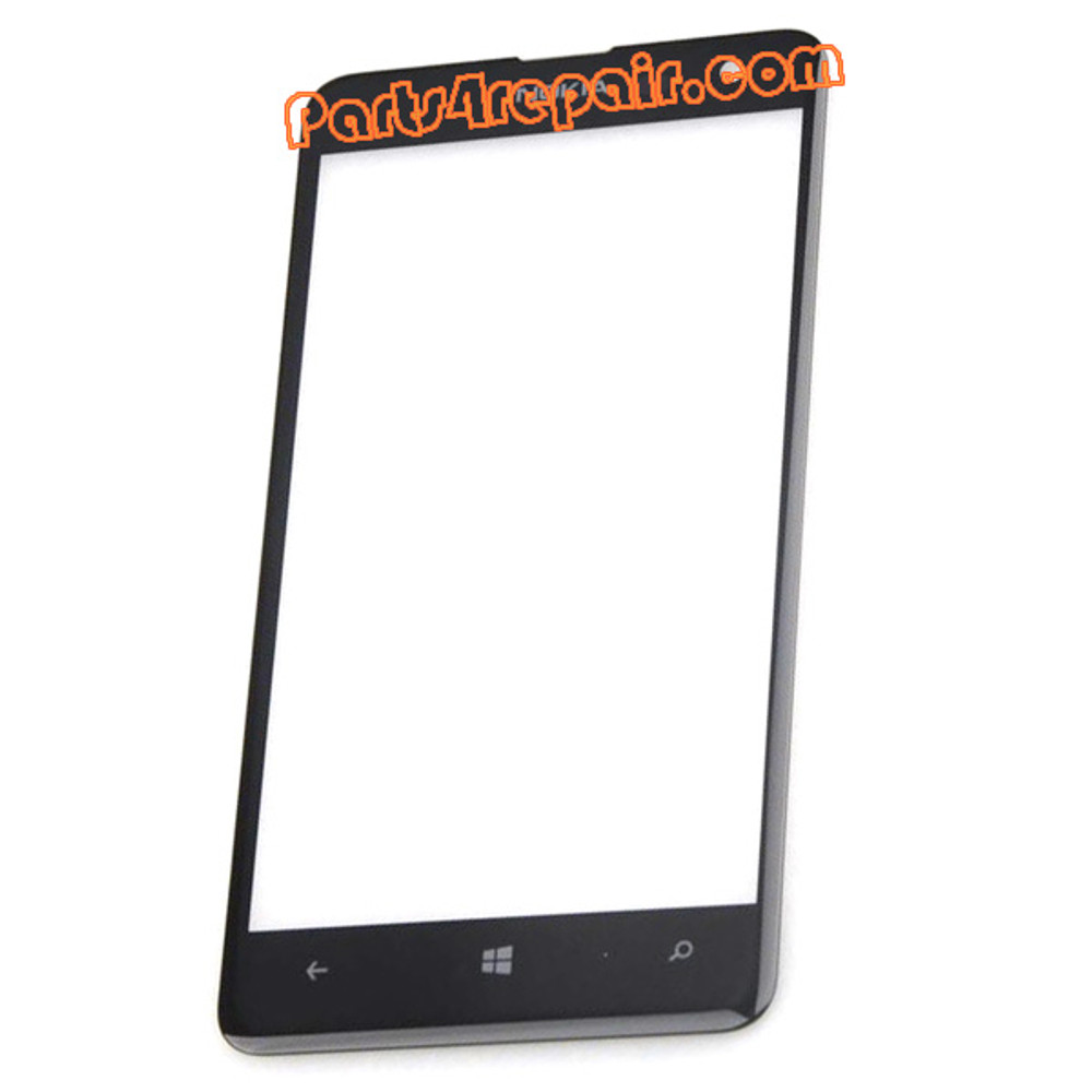 Front Glass Lens for Nokia Lumia 625 from www.parts4repair.com