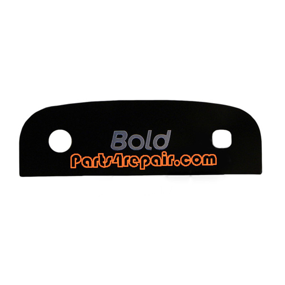 Camera Cover for BlackBerry Bold Touch 9930 9900 -Black