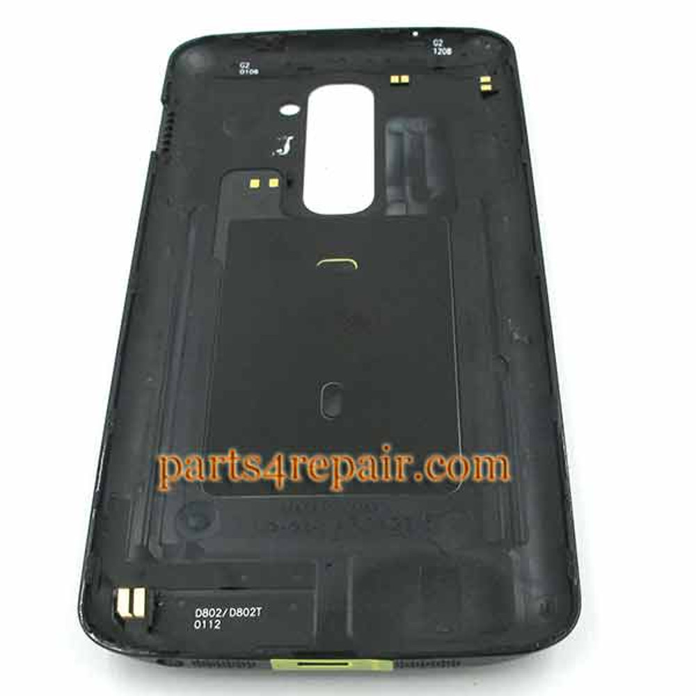 Back Cover with NFC for LG G2 D802 -Black