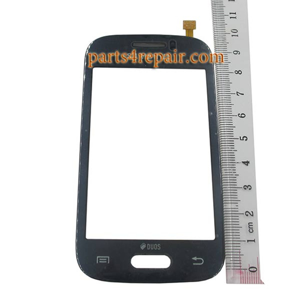 Touch Screen Digitizer for Samsung Galaxy Young S6310 -Black from www.parts4repair.com