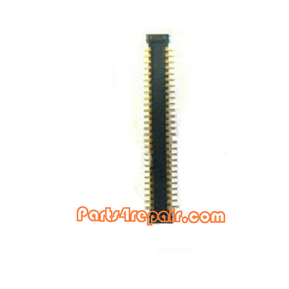 Dock Charging FPC Connector for Samsung I9500 Galaxy S4 from www.parts4repair.com