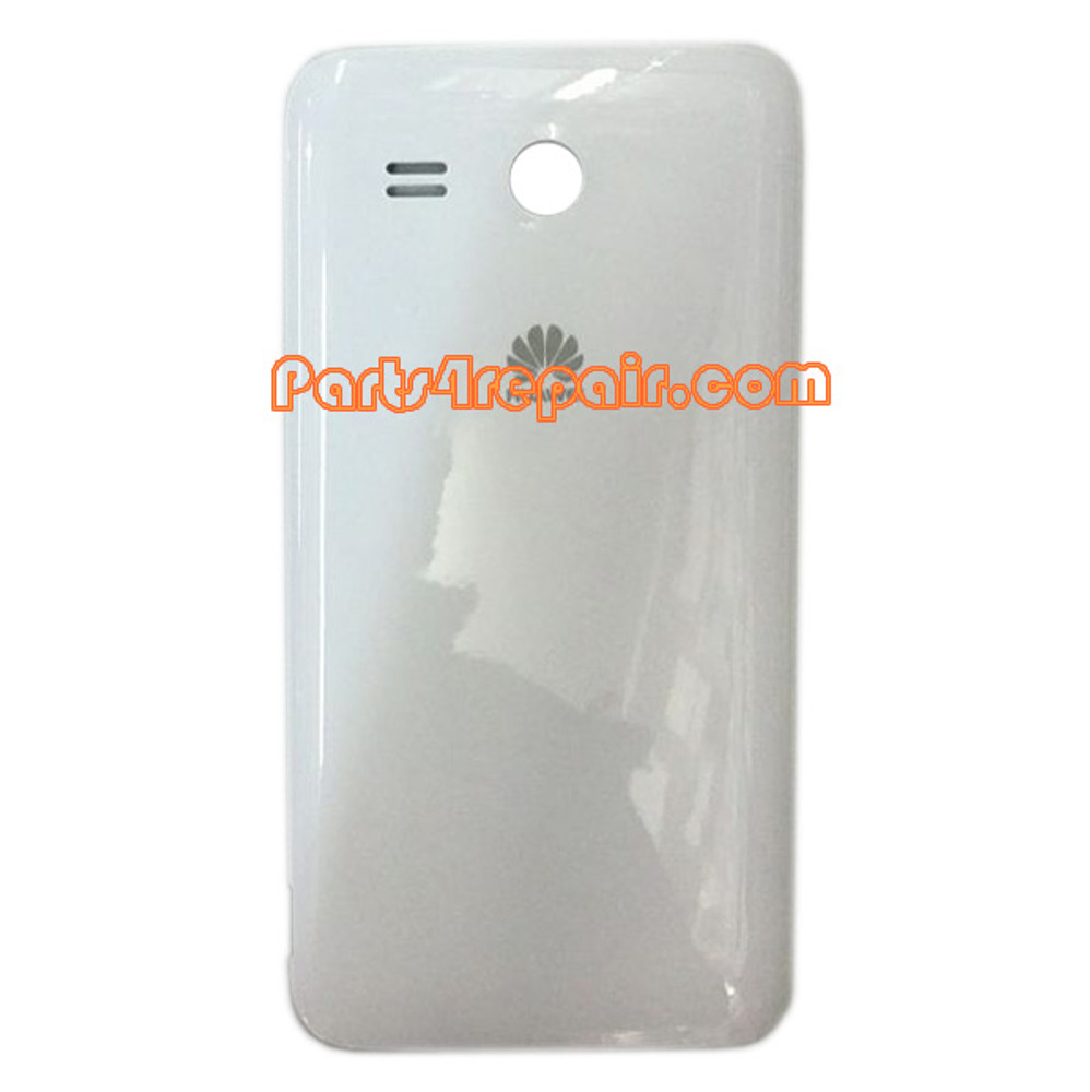 Back Cover for Huawei Ascend Y511 -White from www.parts4repair.com