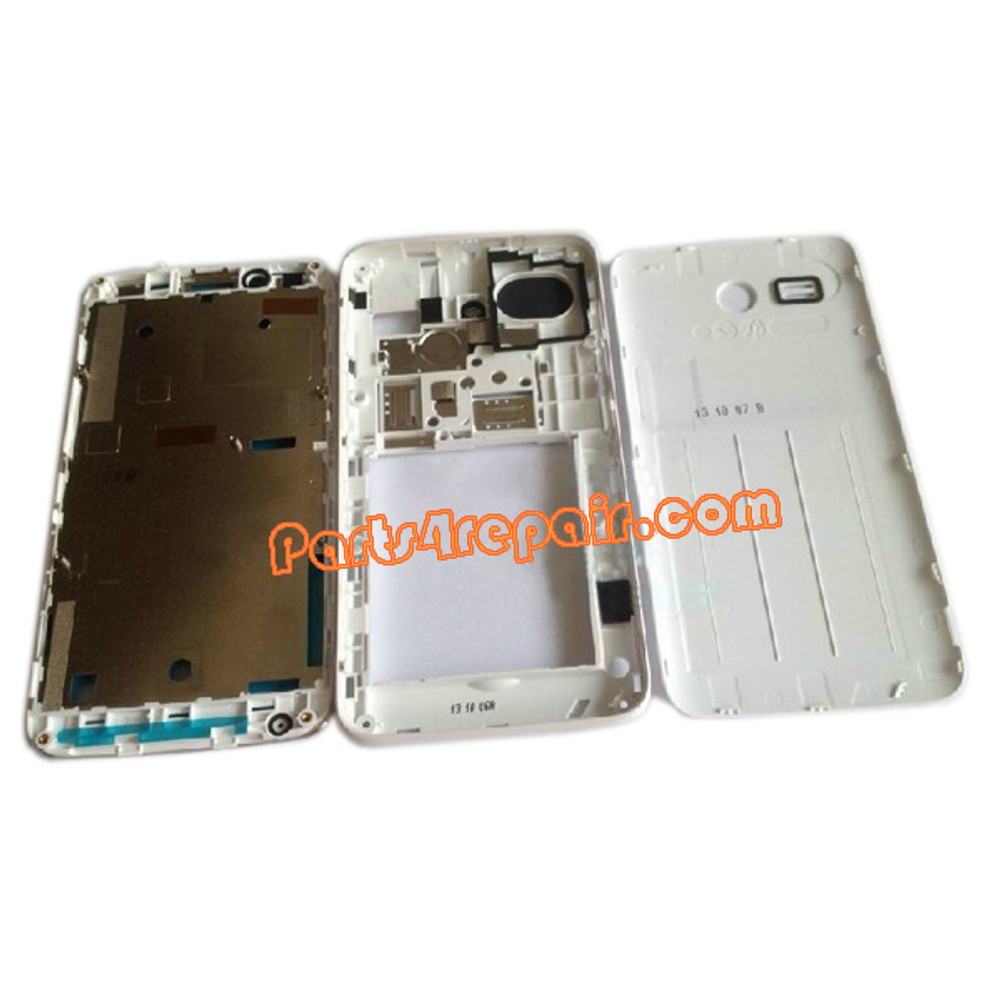 We can offer Full Housing Cover for Huawei Ascend Y511 -White