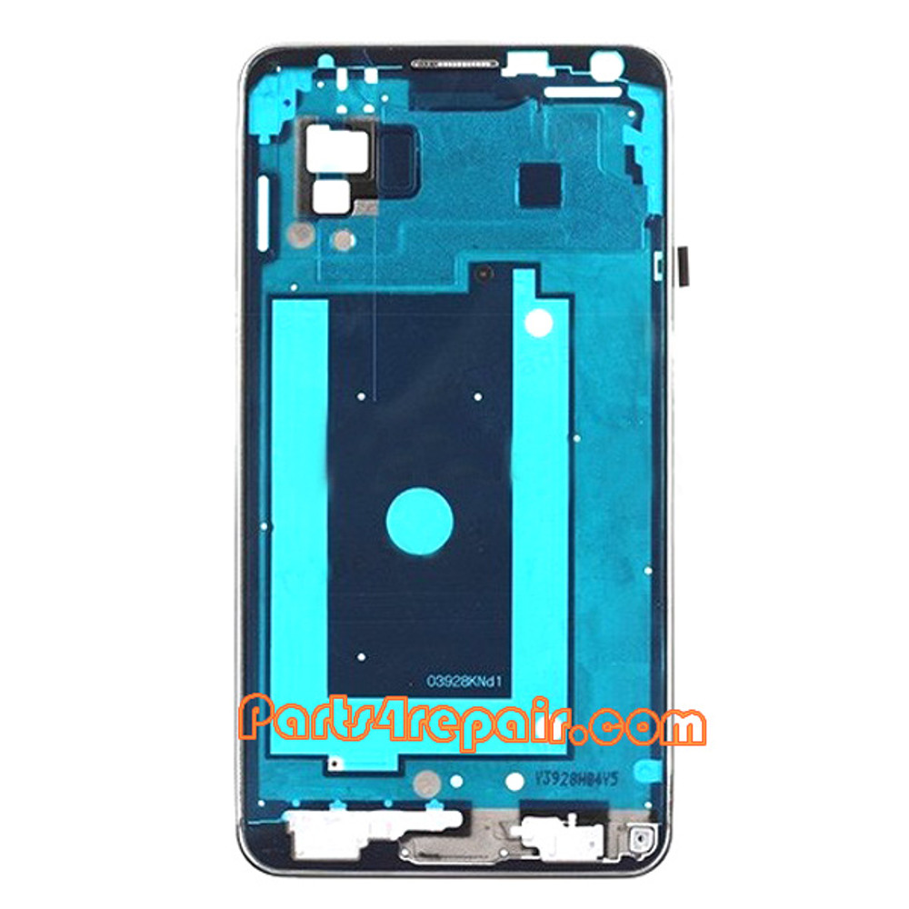 Front Housing Cover for Samsung Galaxy Note 3 N900V (Verizon) from www.parts4repair.com