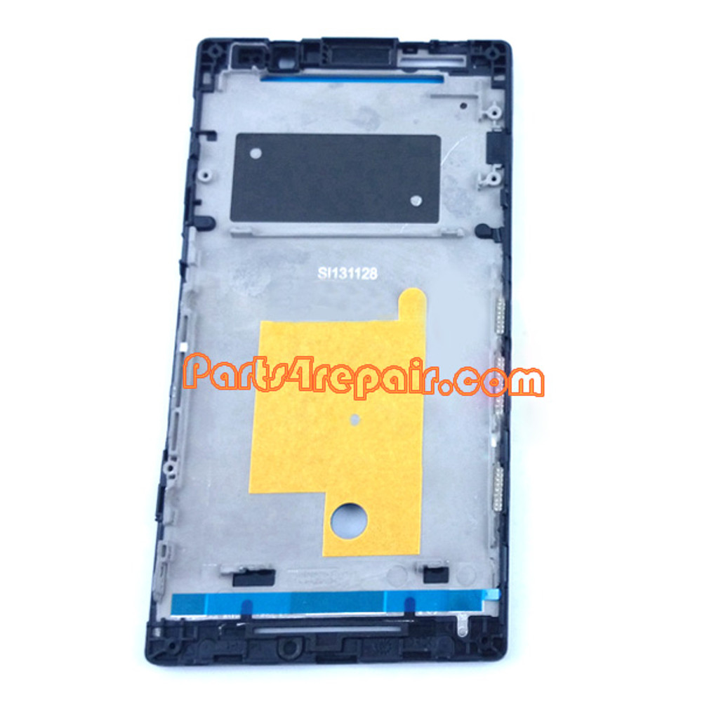 We can offer Front Housing Cover for Sony Xperia C S39H -Black