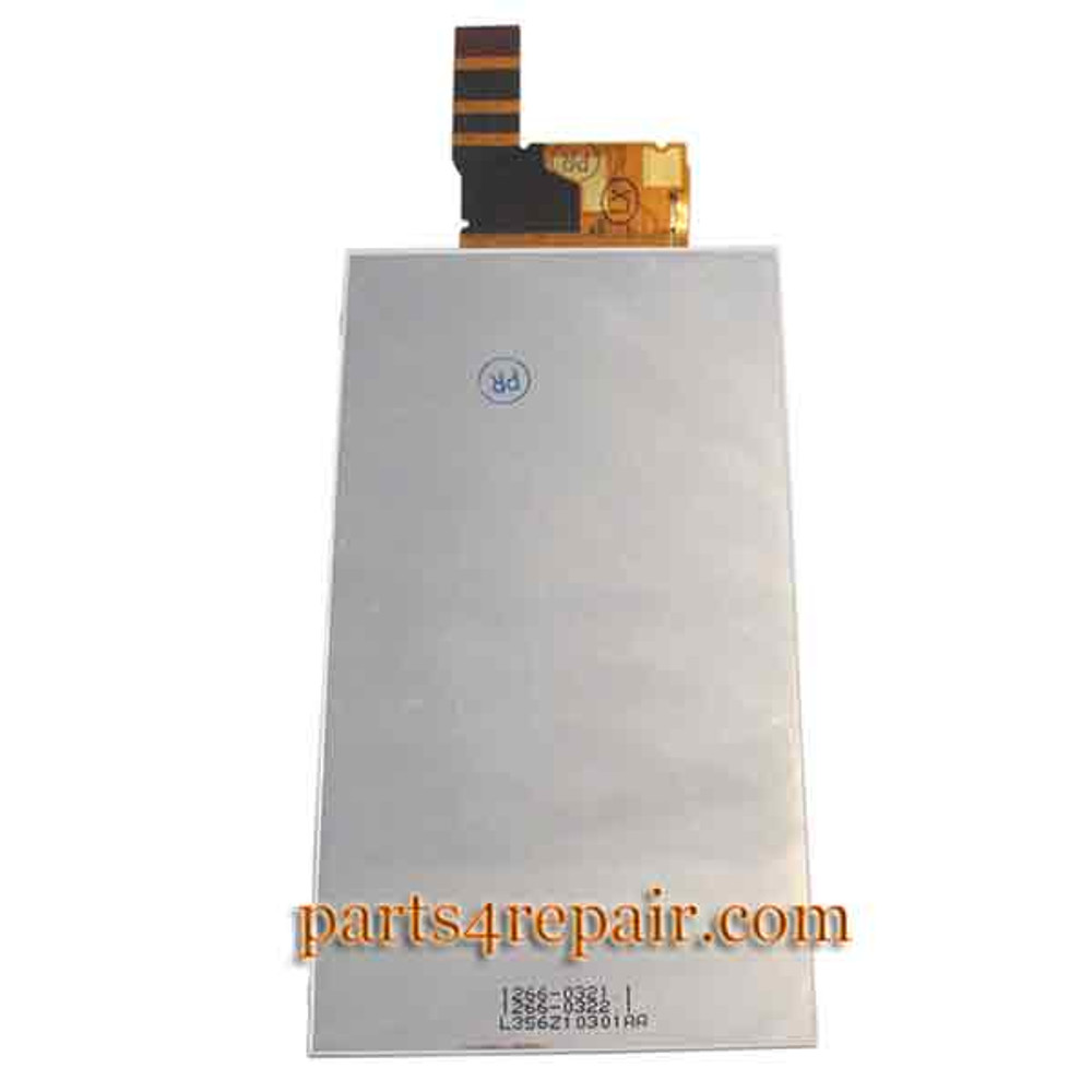 We can offer LCD Screen for Sony Xperia SP m35h