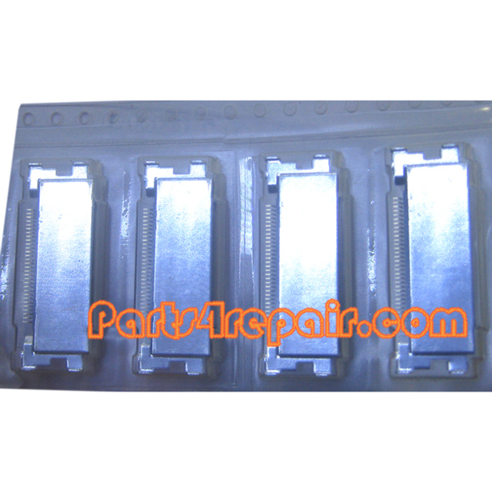 We can offer Dock Charging Port for Samsung P6800 / P7300