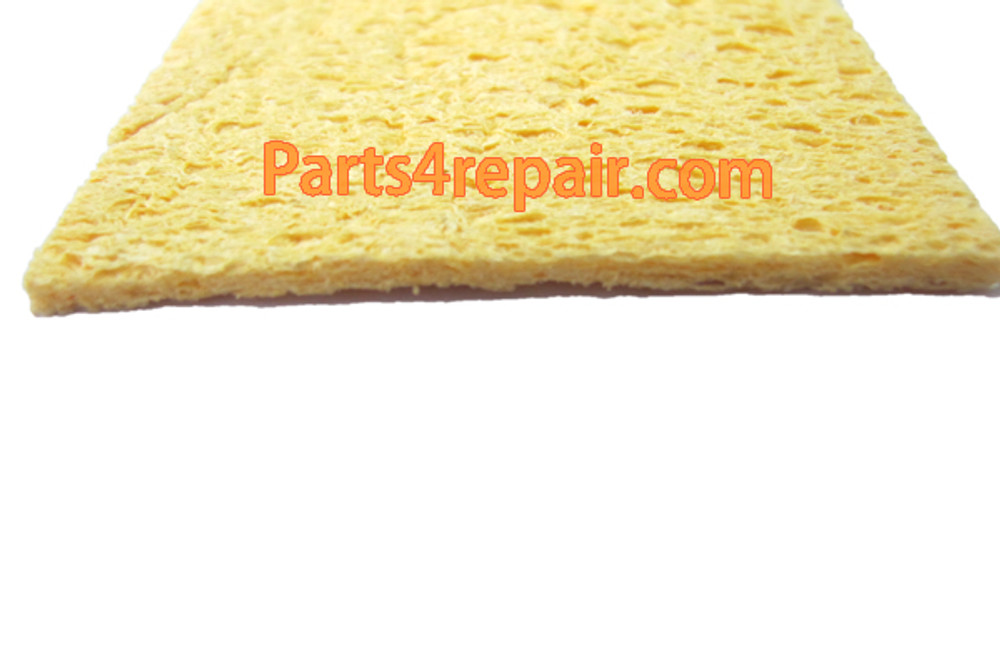 10pcs 2mm Heat-resisting Compressed Sponge for 936 Solder Cleaning