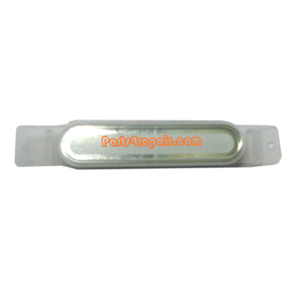 Home Button OEM for LG Optimus G Pro F240 -White from www.parts4repair.com