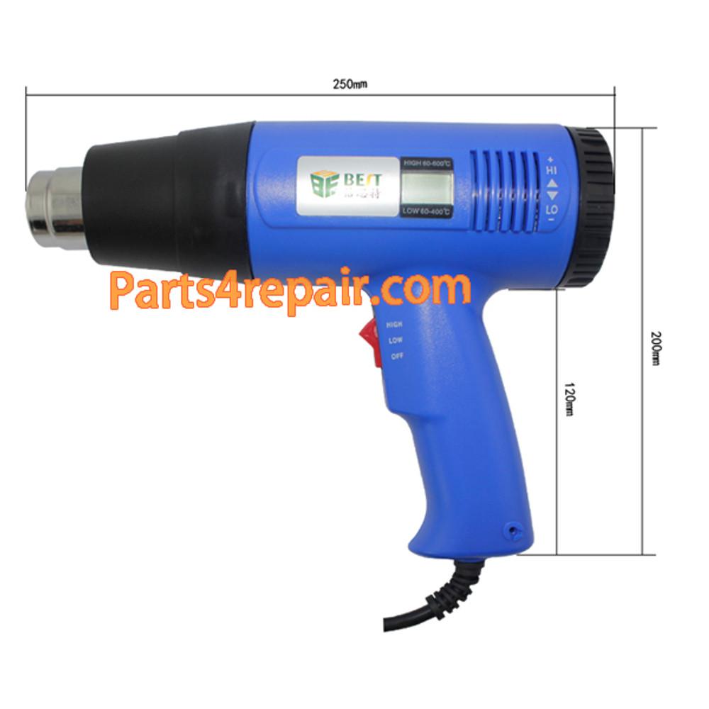 BST-8016 1600W Electronic Heating Gun