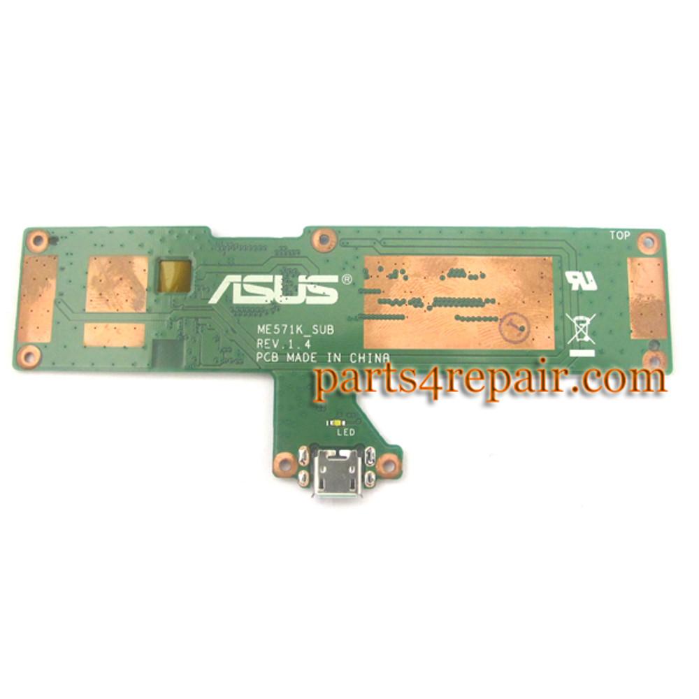 Dock Charging PCB Board for Asus Google Nexus 7 2Gen