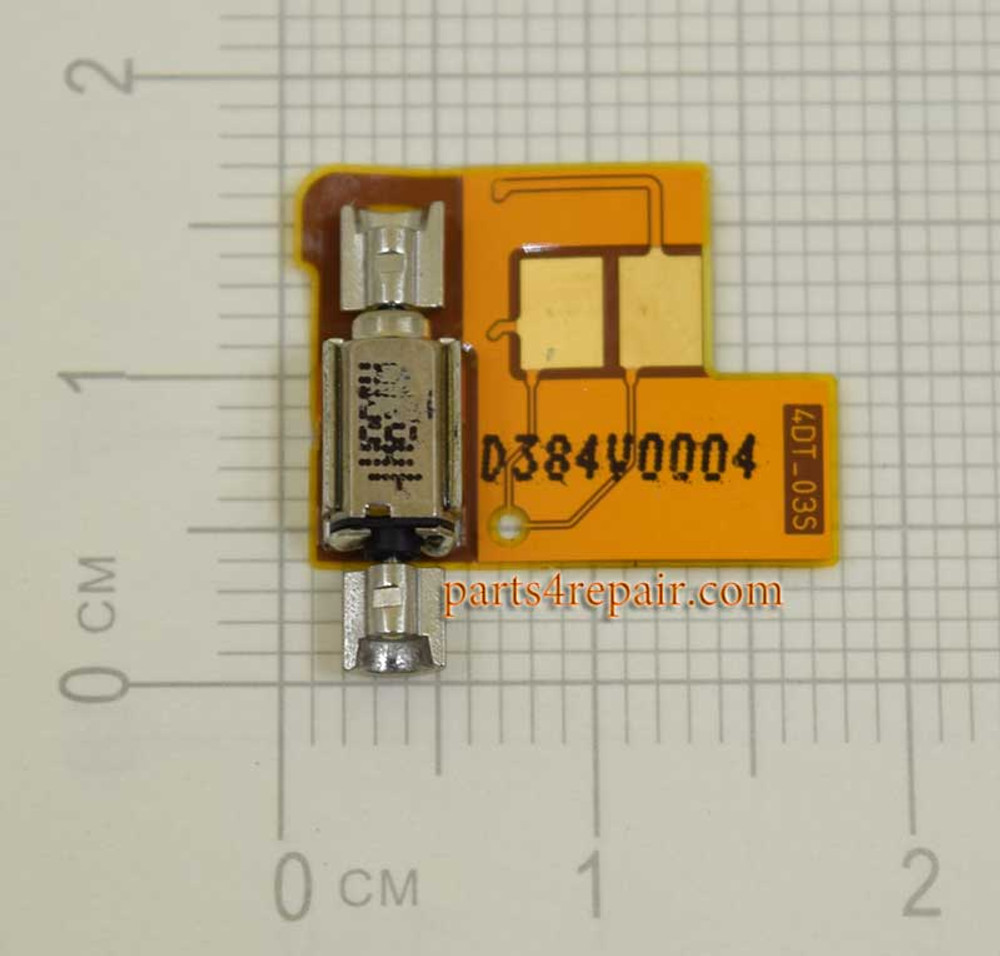 Vibrator Flex Cable for Nokia Lumia 1520 -(Used) from www.parts4repair.com