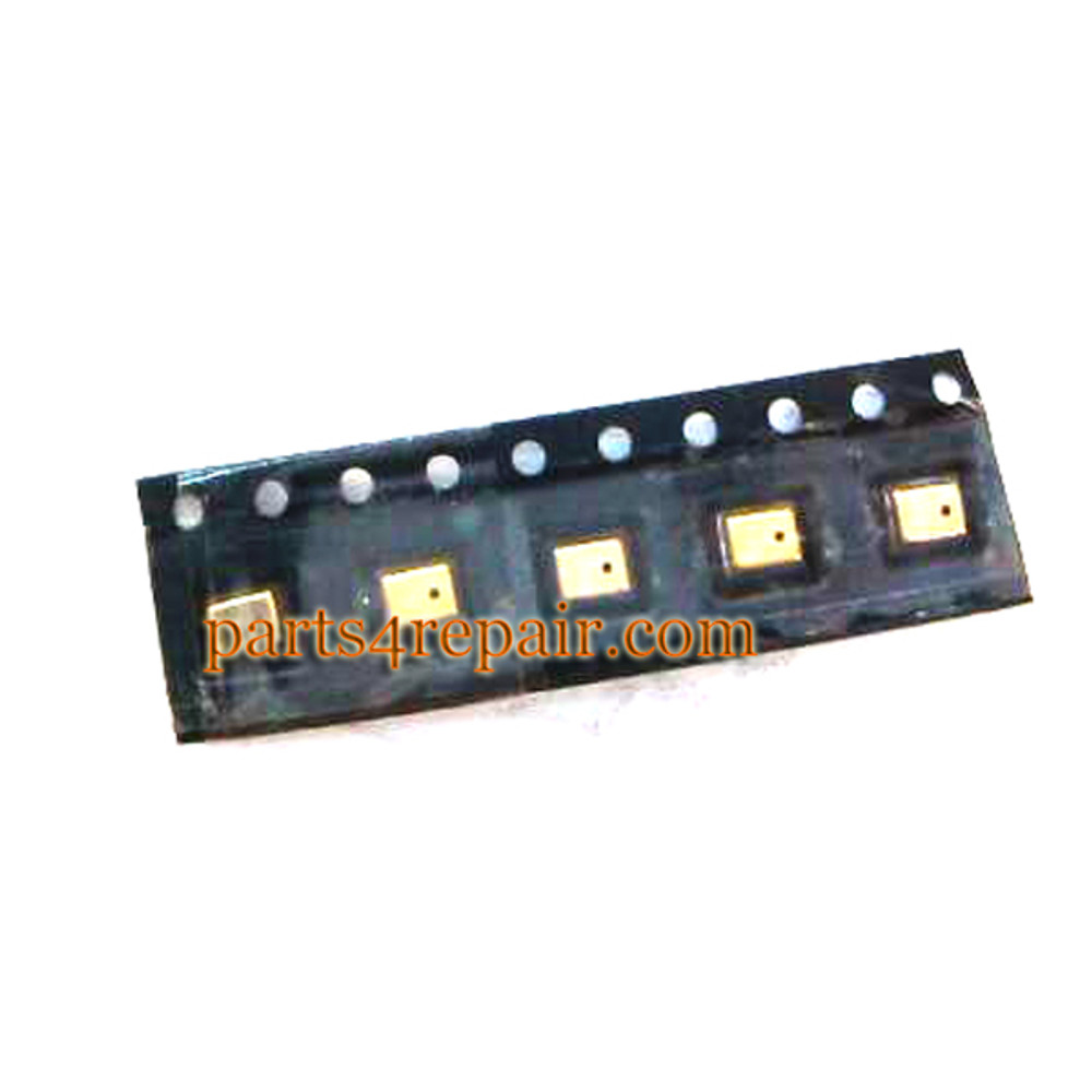 5pcs Microphone IC for LG Optimus G E975 / Nexus 4 E960 / Optimus G Pro F240 in www.parts4repair.com