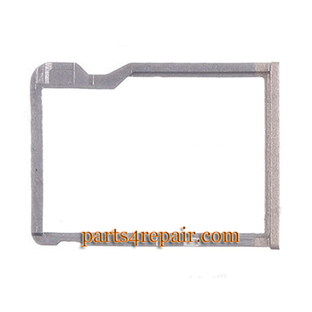 Micro SD Card Tray for HTC One M8 -Gold from www.parts4repair.com