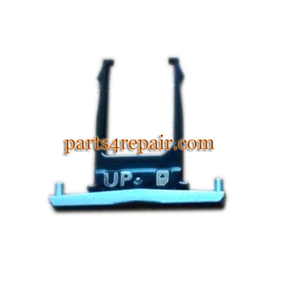 SIM Tray Holder for Motorola Droid Ultra XT1080 -White