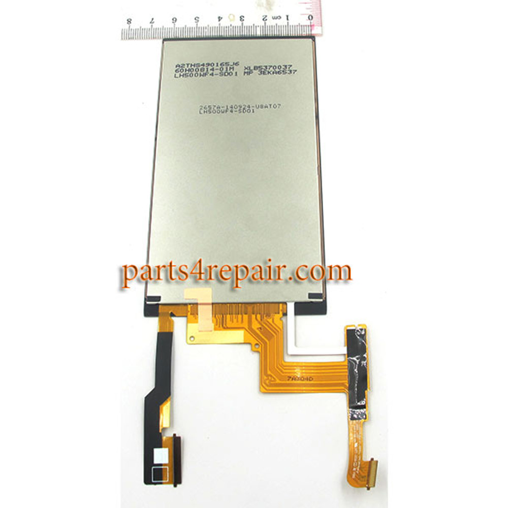 We can offer Complete Screen Assembly for HTC One M8