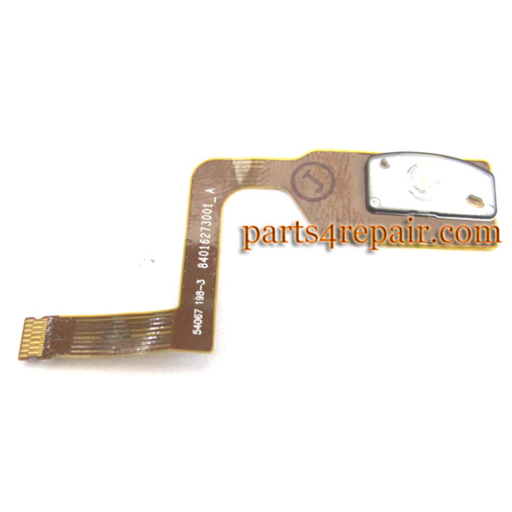 Flash Flex Cable for Motorola Moto X XT1058 from www.parts4repair.com