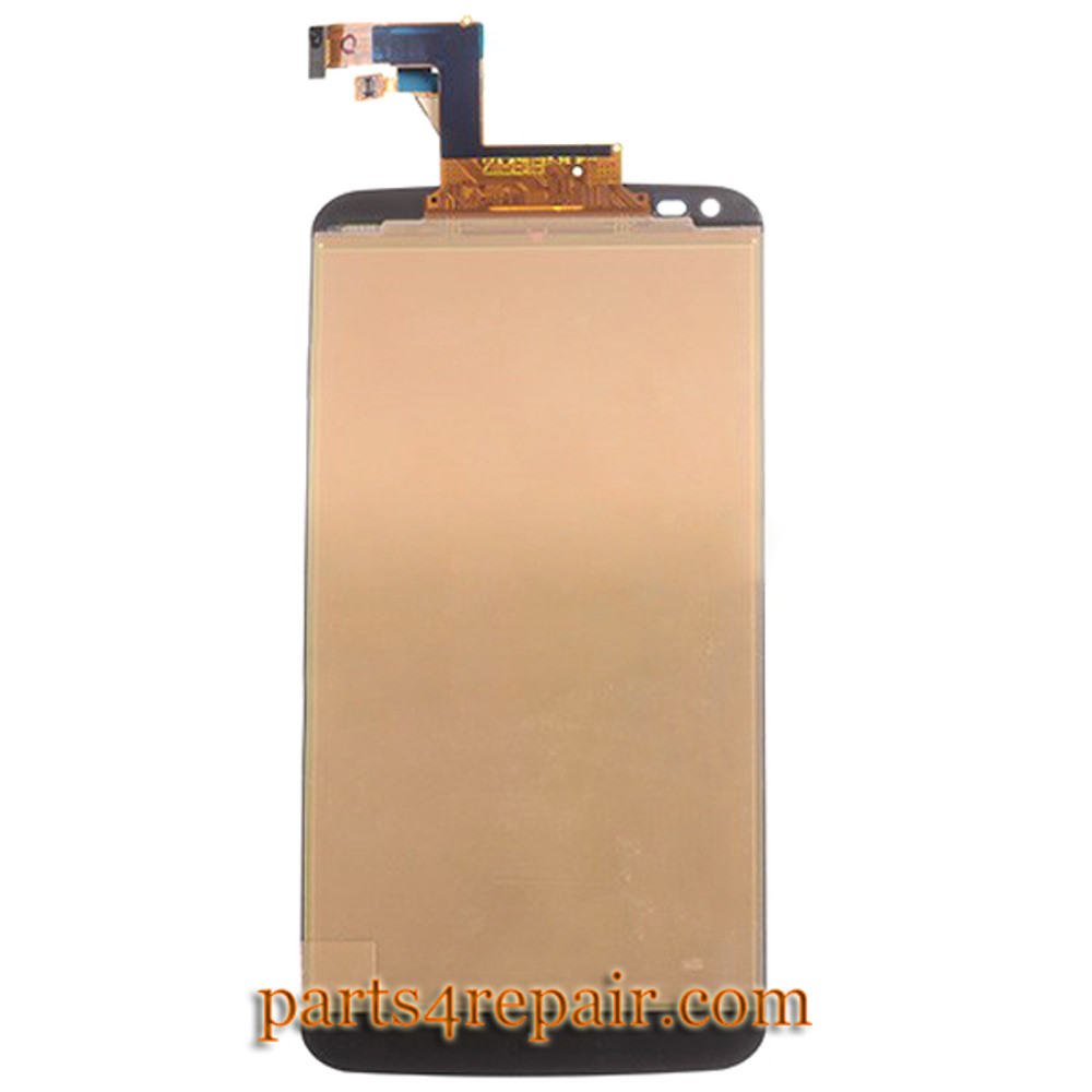 We can offer Complete Screen Assembly for LG G Flex D950 (AT&T)