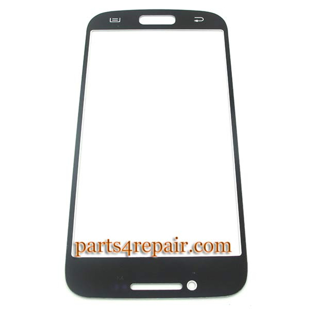 Front Glass OEM for Samsung Galaxy S4 Zoom C101 -White